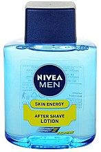 """Парфюми, Парфюмерия, козметика Лосион за след бръснене """"Енергиен заряд"""" - Nivea Men Skin Energy After Shave Lotion"""