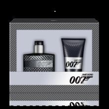 Парфюми, Парфюмерия, козметика James Bond 007 Men - Комплект (edt/30ml + sh/gel/50ml)
