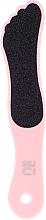Парфюмерия и Козметика Пила за стъпала - Ilu Foot File Pink 100/180