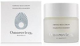 Парфюмерия и Козметика Укрепващ крем шия и деколте - Omorovicza Firming Neck Cream