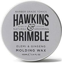 Парфюми, Парфюмерия, козметика Восък за коса - Hawkins & Brimble Elemi & Ginseng Molding Wax