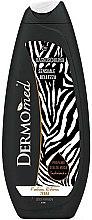 Парфюми, Парфюмерия, козметика Душ гел - Dermomed Shower Gel Bagnoschiuma Zebra Animalair