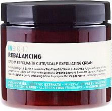 Парфюми, Парфюмерия, козметика Крем-скраб за скалпа - Insight Rebalancing Scalp Exfoliating Cream