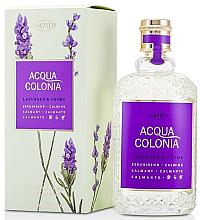 Парфюми, Парфюмерия, козметика Maurer & Wirtz Acqua Colonia Lavender&Thyme - Одеколон