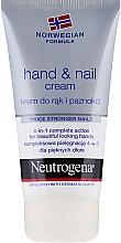 Парфюмерия и Козметика Крем за ръце и нокти - Neutrogena Hand & Nail Cream