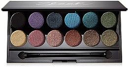 Парфюмерия и Козметика Палитра сенки за очи - Sleek MakeUP i-Divine Mineral Based Eyeshadow Palette Original