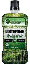 Парфюми, Парфюмерия, козметика Антибактериална вода за уста - Listerine Total Care Fresh Forest Elixir Bocal