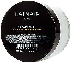 Парфюмерия и Козметика Хидратираща маска за коса - Balmain Paris Hair Couture Repair Mask