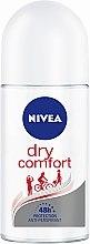 """Парфюми, Парфюмерия, козметика Дезодорант рол-он """"Защита и комфорт"""" - Nivea Deodorant Dry Comfort Plus 48H Roll-On"""