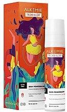 Парфюмерия и Козметика Енергизиращ крем за лице - Alkemie Use The Force Skin Powerbank Strong Energizing Cream