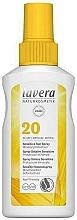 Парфюмерия и Козметика Слънцезащитен спрей за чувствителна кожа - Lavera Sensitive Sun Spray SPF 20