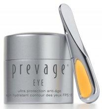 Парфюми, Парфюмерия, козметика Околоочен крем против стареене със защита от слънце - Elizabeth Arden Prevage Anti-Aging Eye Cream SPF 15