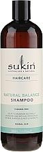 Парфюмерия и Козметика Шампоан за нормална коса - Sukin Natural Balance Shampoo
