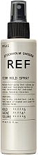 Парфюмерия и Козметика Лак за коса със силна фиксация - REF Firm Hold Spray