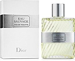 Парфюми, Парфюмерия, козметика Christian Dior Eau Sauvage - Тоалетна вода