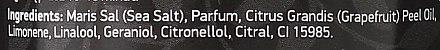 """Антицелулитни соли за вана с морска сол с масло от грейпфрут """"Vitamin Sea"""" - Beauty Jar Anticellulite Bath Salt — снимка N4"""