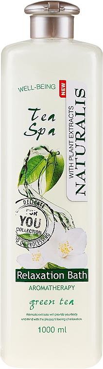 Маслена пяна за вана - Naturalis Tea Spa Relaxation Bath