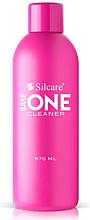 Парфюмерия и Козметика Обезмаслител за нокти - Silcare Cleaner Base One
