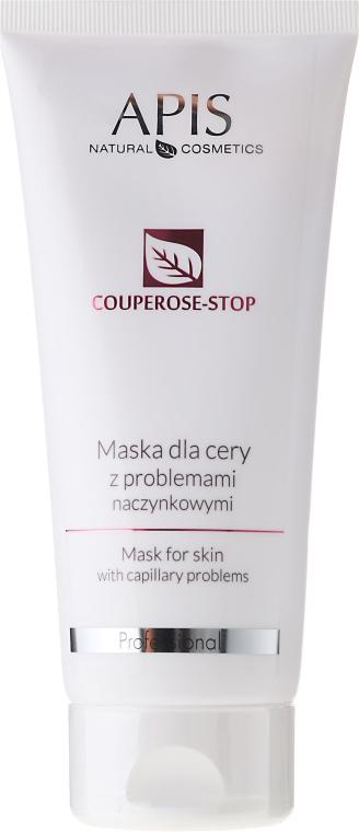 Маска за кожа с капиляри - APIS Professional Couperose-Stop Mask