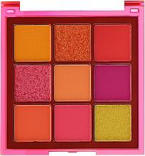 Палитра сенки за очи - Huda Beauty Neon Obsessions Eyeshadow Palette — снимка N3