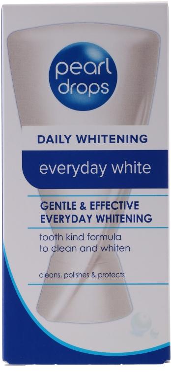 Избелваща паста за чувствителни зъби, ежедневна употреба - Pearl Drops Everyday White