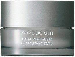 Парфюми, Парфюмерия, козметика Възстановяващ крем за лице - Shiseido Men Total Revitalizer Cream