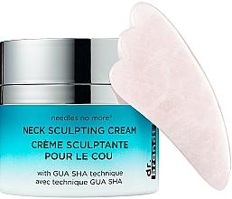 Парфюмерия и Козметика Моделиращ крем за шия - Dr. Brandt Needles No More Sculpting Cream