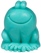 """Парфюми, Парфюмерия, козметика Ръчно изработен натурален сапун """"Жаба"""" с аромат на киви - LaQ Happy Soaps Natural Soap"""