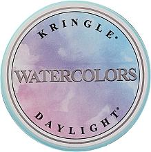 Парфюмерия и Козметика Ароматна чаена свещ - Kringle Candle Watercolors
