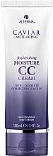 Парфюмерия и Козметика Термозащитен CC крем за коса, без отмиване - Alterna Caviar Anti Aging Replenishing Moisture CC Cream