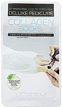 Парфюми, Парфюмерия, козметика Колагенова грижа за крака - Voesh Deluxe Pedicure Collagen Socks