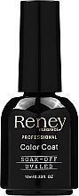 Парфюмерия и Козметика Топ гел лак - Reney Cosmetics Top Super Shiny No Wipe