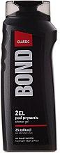 Парфюмерия и Козметика Душ гел Fresh Effect - Bond Expert Classic Shower Gel For Body & Hair