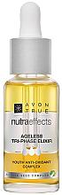 Парфюми, Парфюмерия, козметика Трифазен антистареещ еликисир за лице - Avon Ageless Tri-Phase Elixir