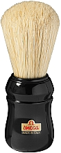 Парфюмерия и Козметика Четка за бръснене, 10049, черен - Omega