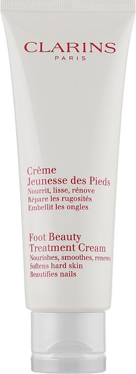 Крем за крака - Clarins Foot Beauty Treatment Cream — снимка N1