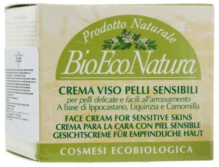 Крем за лице за чувствителна кожа - Bema Cosmetici Bioeconatura Face Cream for Sensitive Skins — снимка N2