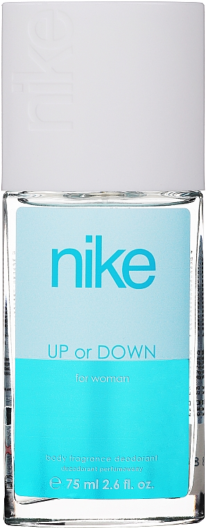 Nike NF Up or Down Women - Парфюмен дезодорант спрей