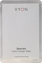 Парфюмерия и Козметика Комплект маска за лице - Vyon Specials Hydra Collagen Mask (mask/5x25ml)