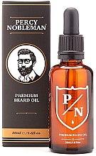 Парфюмерия и Козметика Масло за брада - Percy Nobleman Premium Beard Oil