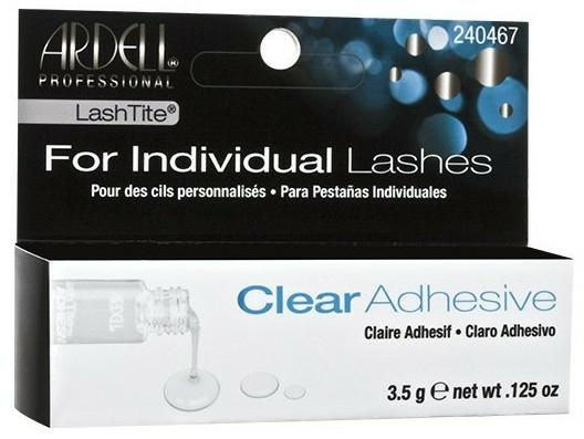 Лепило за мигли на снопчета - Ardell Lashtite Adhesive Clear — снимка N1