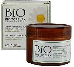 Парфюми, Парфюмерия, козметика Крем за лице - Phytorelax Laboratories Viso Prime Rughe Bio Crem