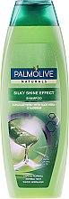 Парфюмерия и Козметика Шампоан за коса - Palmolive Naturals Silky Shine Effect Shampoo