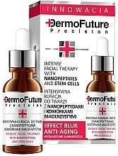 Парфюмерия и Козметика Серум за лице със стволови клетки и нанопептиди - DermoFuture Intensive Face Treatment