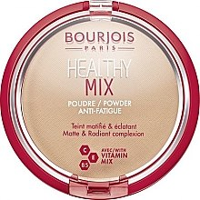 Парфюми, Парфюмерия, козметика Компактна пудра - Bourjois Healthy Mix Powder