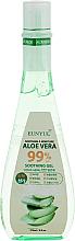 Парфюмерия и Козметика Универсален гел на основа на алое вера - Eunyul Aloe vera Soothing Gel 99%