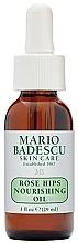 Парфюмерия и Козметика Подхранващо масло от шипка - Mario Badescu Rose Hips Nourishing Oil