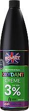 Парфюмерия и Козметика Крем оксидант за коса 3% - Ronney Professional Oxidant Creme 3%