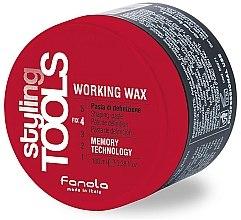 Парфюми, Парфюмерия, козметика Моделираща паста за коса - Fanola Styling Tools Working Wax