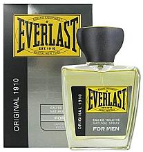 Парфюмерия и Козметика Everlast Original - Тоалетна вода